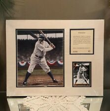 Babe Ruth The King Of Swat Commemorative Print 1992