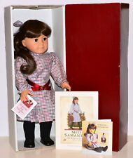 West Germany Samantha~Box/Tag/Retired Outfit/Pleasant Company/American Girl Doll