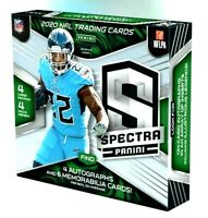 2020 Panini SPECTRA Football HOBBY BOX #16 RANDOM 2-TEAM BREAK Herbert AUTO? SBB