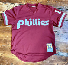 Mitchell & Ness Darren Daulton Philadelphia Phillies Jersey Medium (40)