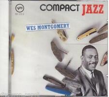 Wes montgomery: Compact Jazz - CD Verve