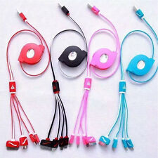 4IN1 USB Change Cable Charger For Phone Multiple Universal Cell Phones accessory