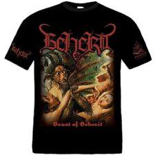 BEHERIT [M] - Official T-shirt / Archgoat Blasphemy Von Profanatica Teitanblood