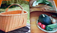 Introductory book of Bamboo ware (Bamboo work) ,craft,basket,japanese #0349