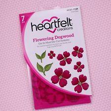 Heartfelt Creations Cut&Emboss Dies by Spellbinders Flowering Dogwood, HCD1 7129