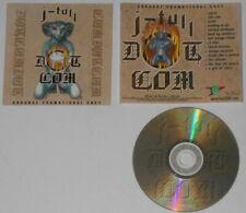 Jethro Tull - J-Tull Dot Com  U.S promo cd