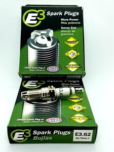 E3.62 E3 Premium Automotive Spark Plugs - 8 SPARK PLUGS
