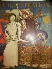 revue L' ILLUSTRATION 1940 l'empire français dans la guerre