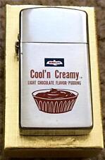 Vintage Park Lighter Birds Eye Cool'n Creamy Light Chocolate Flavor Pudding