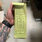 Antique WOODWORTH'S ECZEMA LOTION Medicine Box Barber Lodi, NY New York