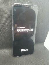 Samsung Galaxy S8 SM-G950U - 64GB - Black (VERIZON) Smartphone