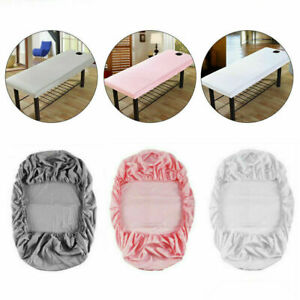 Elastic Beauty Massage Table Fitted Cover Spa Salon Bed Couch Bedding Protection