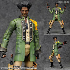 Final Fantasy XIII FF 13 Play Arts Kai Sazh Katzroy Action Figure Figur