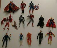 Toybiz Marvel Legends 13 Action Figures Lot