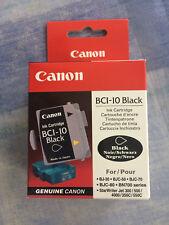 Inchiostro originale Canon bci-10bk, NERO, NUOVO, 3er-Pack, OVP