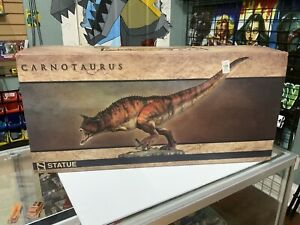 Carnotaurus Dinosauria Statue by Sideshow Collectibles