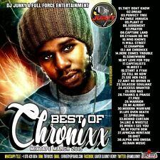 CHRONIXX DJ JUNKY BEST OF CHRONIXX