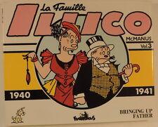 Famille Illico vol 3 1940 1941 McManus Coll Copyright Futuropolis TBE