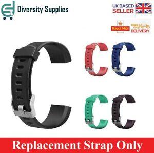 ID115 Plus Replacement Wristband Strap Smart Bracelet Spare Watch Band Wrist UK