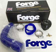 Forge Motorsport BLOW OFF DUMP VALVE KIT FORD FOCUS ST 225 Mk2 [ blue ] fmfocstdv