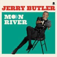 Butler, Jerry- Moon River + 3 Bonus Tracks!