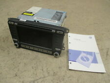 Double DIN Radio Navigation mp3 Blaupunkt VW Passat 3 C Navi 1k0035198c