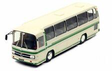 MB MERCEDES BENZ O302-10R - 1972-Cream/Green-IXO 1:43
