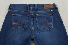 Lucky Sofia Boot Cut Size 8 Ankle Dark Wash Stretch Jeans Inseam 30