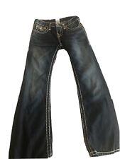 True Religion Girls Bell Bottom Retro Jeans Size 8