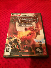 Vintage - Dungeons And Dragons Online Stormreach - PC CD-ROM Game - D and D