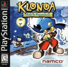 PS1 / Sony Playstation 1 Spiel - Klonoa: Door to Phantomile US mit OVP NEUWERTIG