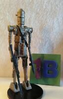 Vintage Kenner Star Wars ESB IG-88-Short Hollow Eyes Complete/HK COO NM!!  #1B