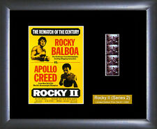 Rocky II Film Cell - Numbered Limited Edition