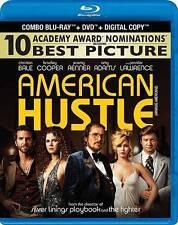 American Hustle (Blu-ray/DVD, 2014, 2-Disc Set)