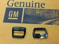74 75 76 77 CHEVROLET CAMARO CHEVELLE MALIBU SEAT BELT SHOULDER HARNESS GUIDE GM