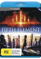 The Fifth Element NEW B Region Blu Ray