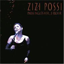 Zizi Possi - Para Inglês Ver... E Ouvir (CD 2005) New