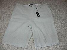 Modern Amusement Mens Shorts Size 28 Striped NWT $49.5