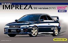 Fujimi ID-99 1/24 convertible Subaru IMPREZA WRX Type R Sti version IV or VI