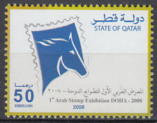 Qatar 2008 ** mi.1327 timbres Exposition STAMP EXHIBITION Doha