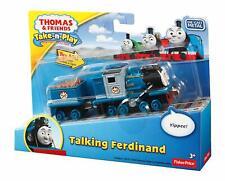 THOMAS & FRIENDS TAKE N PLAY TALKING FERDINAND BCW74 *NU*