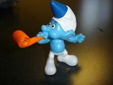 McDonald's Happy Meal toy 2013 The Smurfs #4 Party Planner LOOSE figure