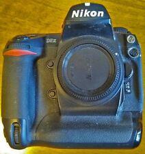 Nikon D D2Xs 12.4MP Digital SLR Camera - Black (Body Only) Used-working