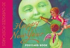 Happy New Year Postcard Book: By Elephant, Laughing