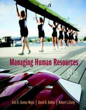 Managing Human Resources 8th Int'l Edition