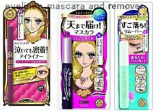 all 3 sets! Heroine Makeup Eyeliner, Mascara, and Mascara Remover,Kiss me Isehan