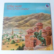 Little Feat - Time Loves a Hero - Vinyl LP Original UK Press