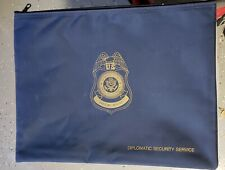 DEPARTMENT OF STATE, DIPLOMATIC SECURITY SERVICE, SPECIAL AGENT PORTFOLIO, NEW