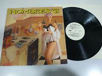 "HOMBRES G Agitar Antes de Verwendung Twins 1988 Ersten Press - LP vinyl 12 """