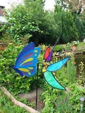 """Windspiel """"Schmetterling"""", D 48cm, neu"""